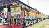 Khulna-Kolkata train incurs  loss of Tk 6 lakh on each trip