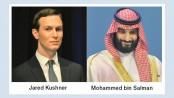 Kushner offered advice to Saudi crown prince after Khashoggi death