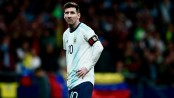 Messi throwing Argentina off balance