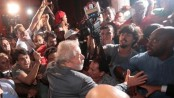 Former Brazilian President Lula surrenders