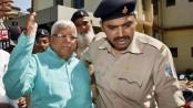 Indian RJD leader Lalu Prasad gets 14 yrs in jail over scam case