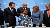 World leaders plead for climate action at UN forum