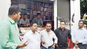 'Liberation War Mobile Book Fair' moves across country
