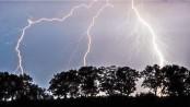 Lightning strike kills 2 in Rajshahi