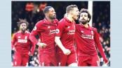 Liverpool usurp Man City to reach top of Premier League