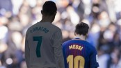 Messi & Ronaldo miss out on Clasico for first time in 11 years