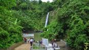 Madhabkunda waterfall reopens