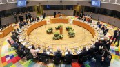 Major contributors block European Union budget talks