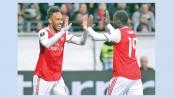 ManU, Arsenal, Rangers all claim Europa League wins