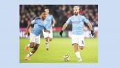 Manchester City blunt Blades