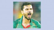 Mashrafe first Tiger to take 250 wickets