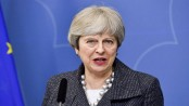 Syria strikes send 'clear message' on chemical weapons: May