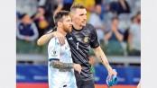 Messi rescues struggling Argentina