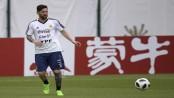 Argentina rally behind Messi ahead of key Croatia clash