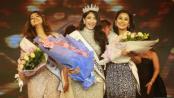 Tangia Zaman Methila wins Miss Universe Bangladesh 2020