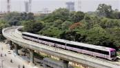 Metro rail project sees 63.2 pc progress: Obaidul Quader