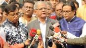 Put up strong resistance against govt: Fakhrul