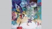 Monsur Ul Karim's 25th solo art show begins today