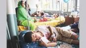 Two more die of dengue, 1,445 patients hospitalised