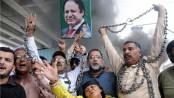 Ex-Pakistan PM Nawaz returns to face 'jail cell'