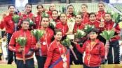 Nepal emerge unbeaten champs