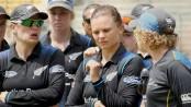 Security beefed up around NZ women's team after threat
