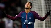 Neymar scores four as Cavani matches Zlatan record