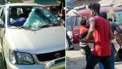 BNP leaders lodge complaints with EC
