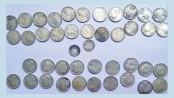 Old coins found in Jhenidah