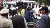 Pakistan blast death toll rises to 74