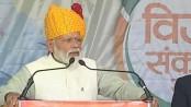 Our fight is against terrorism, not against Kashmiris: Modi