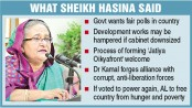 PM prefers no change in cabinet size before polls