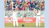 Pakistan's Abid achieves debut  ton record in Test, ODI
