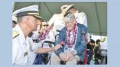 Pearl Harbor veteran interred on sunken ship