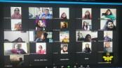 Stamford University English Department Holds Virtual Freshman Orientation