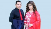 Popy, Hasan Jahangir share screen in 'Nayikar Honeymoon'