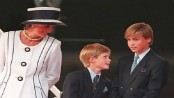 William and Harry had 'short' chat with Diana on day she died