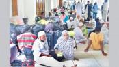606 pilgrims to miss Hajj this year