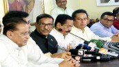 Quader rules out dialogue with BNP
