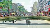 30 hurt in N'ganj as RMG workers, cops clash