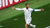 Ronaldo grabs winner, Morocco exit