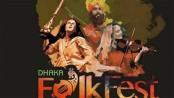5th Folk Fest starts in city Thursday