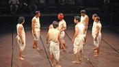 Charity show of 'Raarang' at Shilpakala today