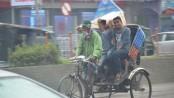 Rain disrupts life in capital