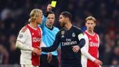 UEFA opens disciplinary case against Sergio Ramos