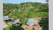 Rangamati landslide survivors return to 'danger zones'