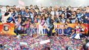 Rangpur Riders lift maiden BPL title
