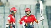 Shanaka hits 23-ball fifty as Cumilla beat Rangpur