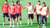 Real Madrid seek morale-boosting win