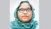 Jagpa president Rehana Prodhan passes away